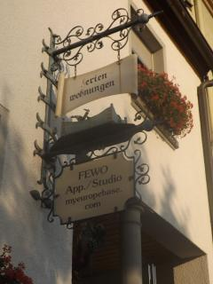 My Europe Base sign