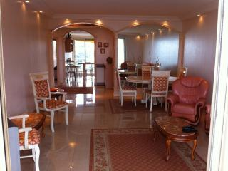 ELEGANT APARTMENT WITH A WONDERFUL VIEW TO THE SEA, Niza