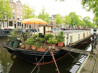 Karins Houseboat, Amsterdã