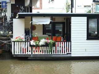Jordaan Houseboat, Ámsterdam