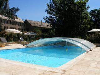 Gite 3 personnes en Aveyron Le Clos d'Albray