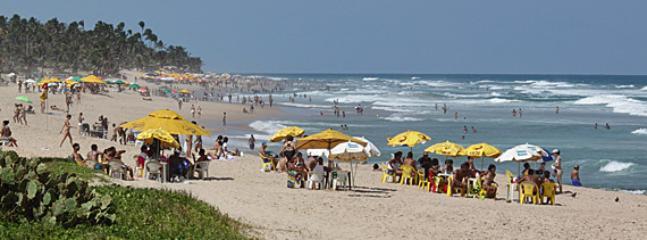 Praia de Stella Maris.