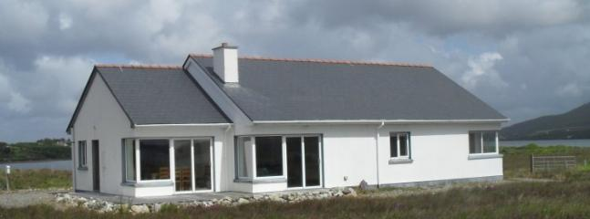 Naomh Iosaef - shoreline is a very short walk - in summer you can dip your feet and enjoy the views.