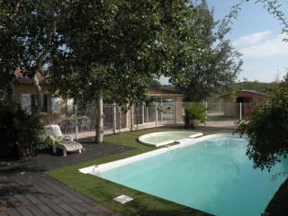 villa rousson, Rousson