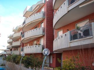 Appartamento fronte mare residence Baia Blu