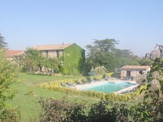 Domaine de l'Hortevieille, two houses, Montagnac
