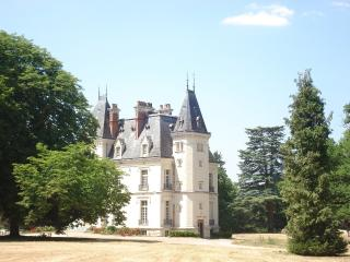 Welcome to the private lodging of the chateau