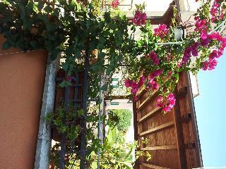 la casa nel giardino