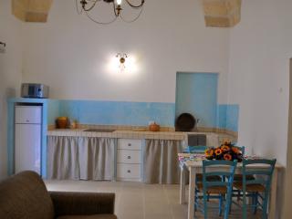 LA CORTE DEI COLORI appartamento turchese