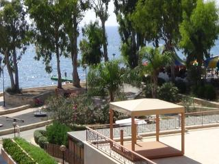 Galatex Limassol - Private apartment on the beach.