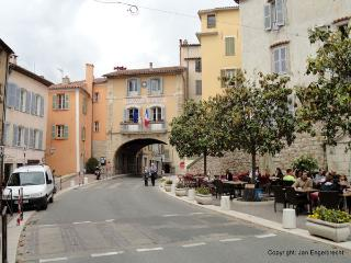 Townhouse (80m2) with terraces and Wifi, Fayence, 5 pers.