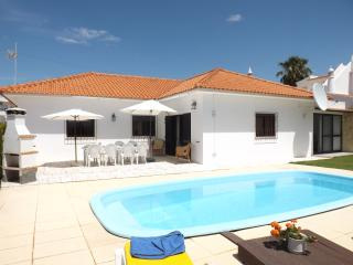Villa Claramar (-10 p) pool, golf and beach