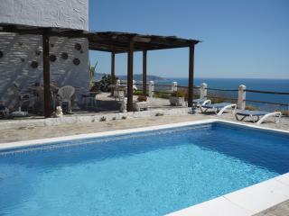 villa con piscina impresionante vistas al mar, Salobrena