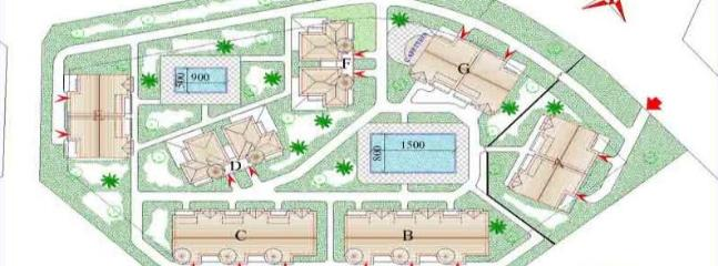 Complex Plan (Villa Pyronia = D2)