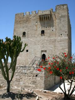 Kolossi Castle of the Knights Hospitaller