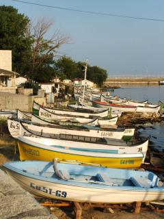 The old character remains in Balchik