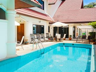 Villa 5 Bedroom Shared Pool, Patong
