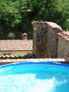 piscina esterna per bambini