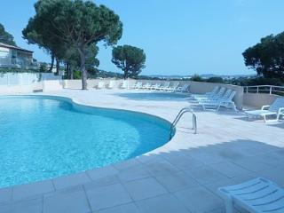 Apt Ste Maxime, shared pool -Town Beach Walkable