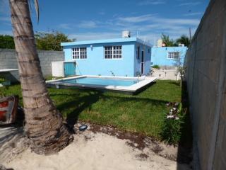 Casa torcida, Yucatan, Progreso