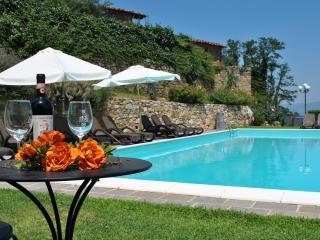 Villa il Castellaccio in Greve in Chianti - flat 4, Lucolena