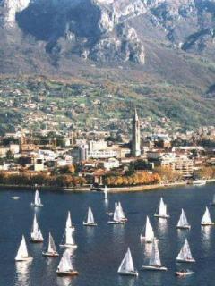Foto Turistica / Turistic pic - Lecco Lago / Lecco Lake