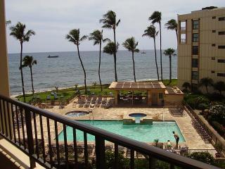 Sugar Beach Resort 1 Bedroom Ocean View 404, Kihei