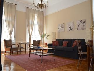 Top floor, 2 bedroom, 20 metres from opera house, Budapest