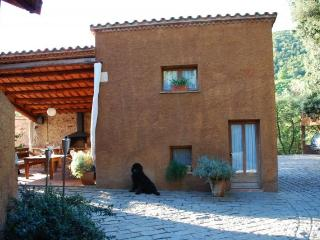 casita rural corazon Montseny