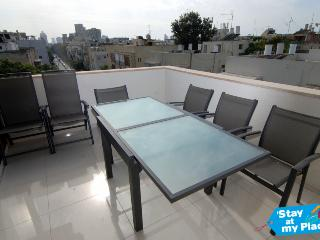 Arba Aratsot - Amazing 3 Bedroom & Rooftop Terrace Apartment