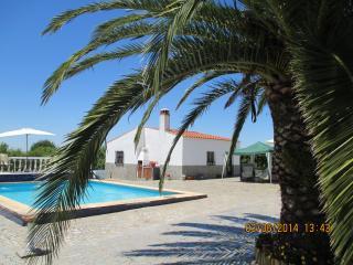 País Casita con piscina en la Zafra de Extremadura