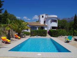 Villa 'BUENA VISTA'  vistas maravillosas, Altea