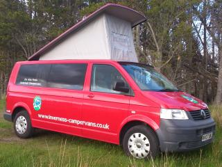 Inverness Campervans Torbreck