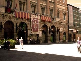 Un appartamento di palazzo in Umbria, Foligno