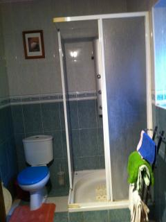 toilet room...