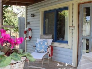 Sea Wind in Mikhmoret / Sea cabin for 2-6 guests, Tel Aviv