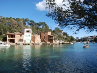 BEAUTIFUL APARTMENT IN THE BAY OF CALA FIGUERA, Cala Figuera