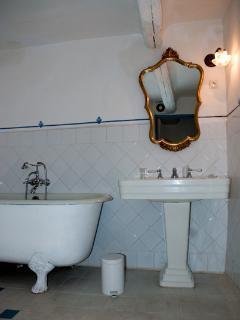 La salle des bains