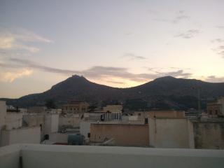 Vista panoramica dal terrazzo