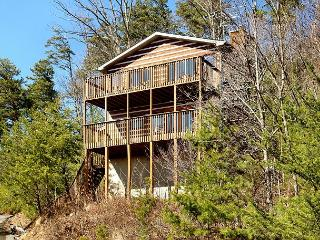 Luxury 2 bedroom, 1 mile to Dollywood Pigeon Forge TN, Smoky Mountain View, Sevierville