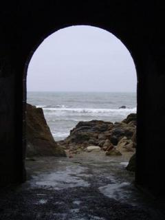 Find the Tunnel on the Old Quay