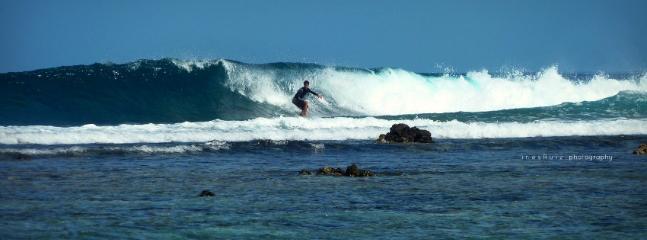 spot de surf de Mirimiri
