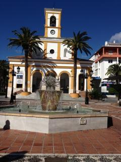 San Pedro Church Square