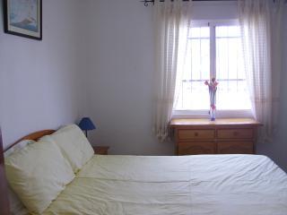Clean fresh bedroom