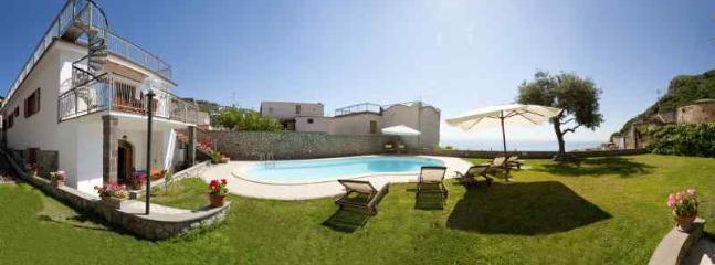 garden pool residence