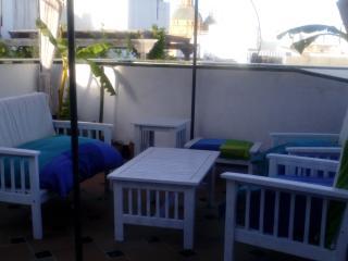 ático con terraza en la macarena, sevilla