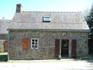 A Charming Breton stone cottage