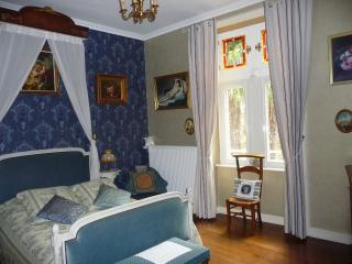 Chambre Bleue, Antrain
