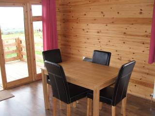 log cabin Bluebell lodge great, Shrewsbury