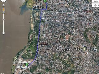 10 minutos walking to stadium World Cup Beira-Rio.